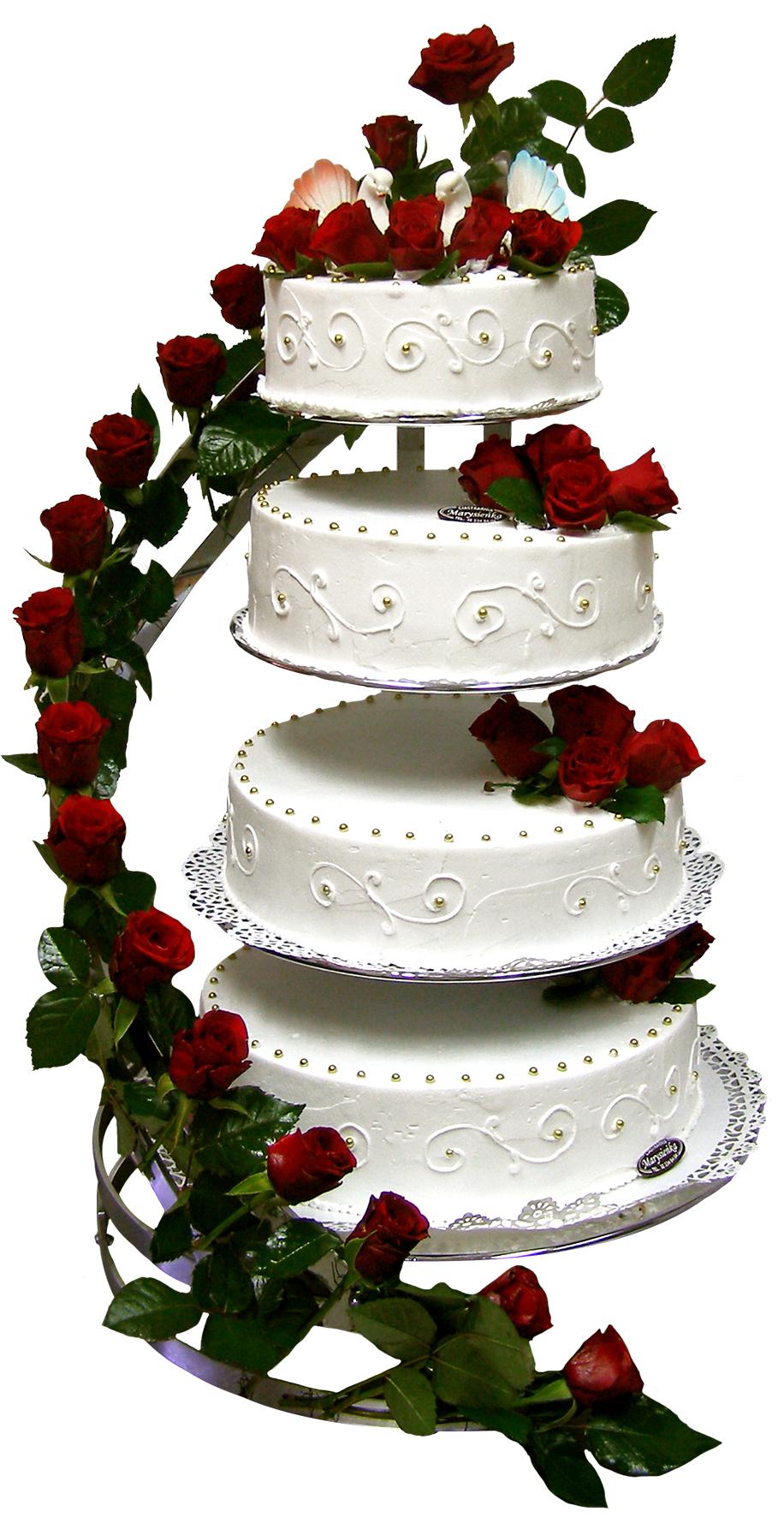 Tort Weselny Ceny I Zdjęcia Tort 243 W Weselnych