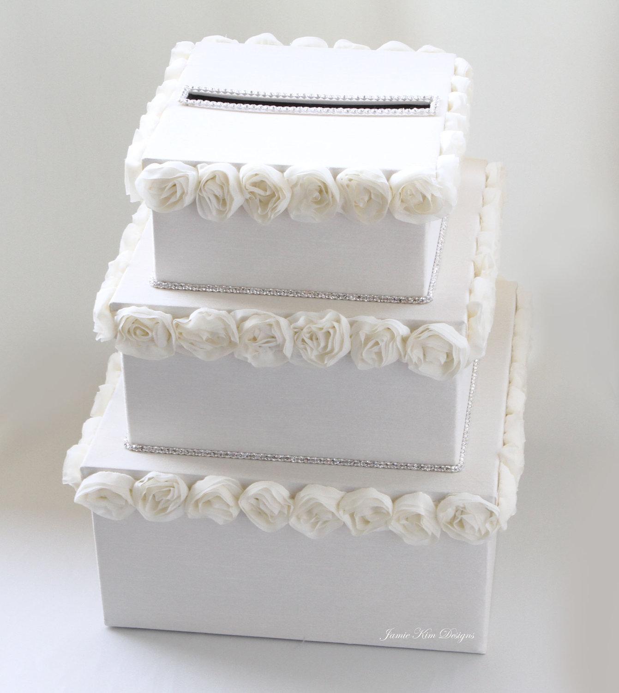 Wedding Gift Card Wrapping Ideas : Koperty slubne7 pomysLow w co zbiera? koperty slubne