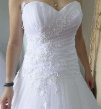 dc44132748 Mam do sprzedania sukienkę Kamilla z salonu MS Moda. Suknia w ...