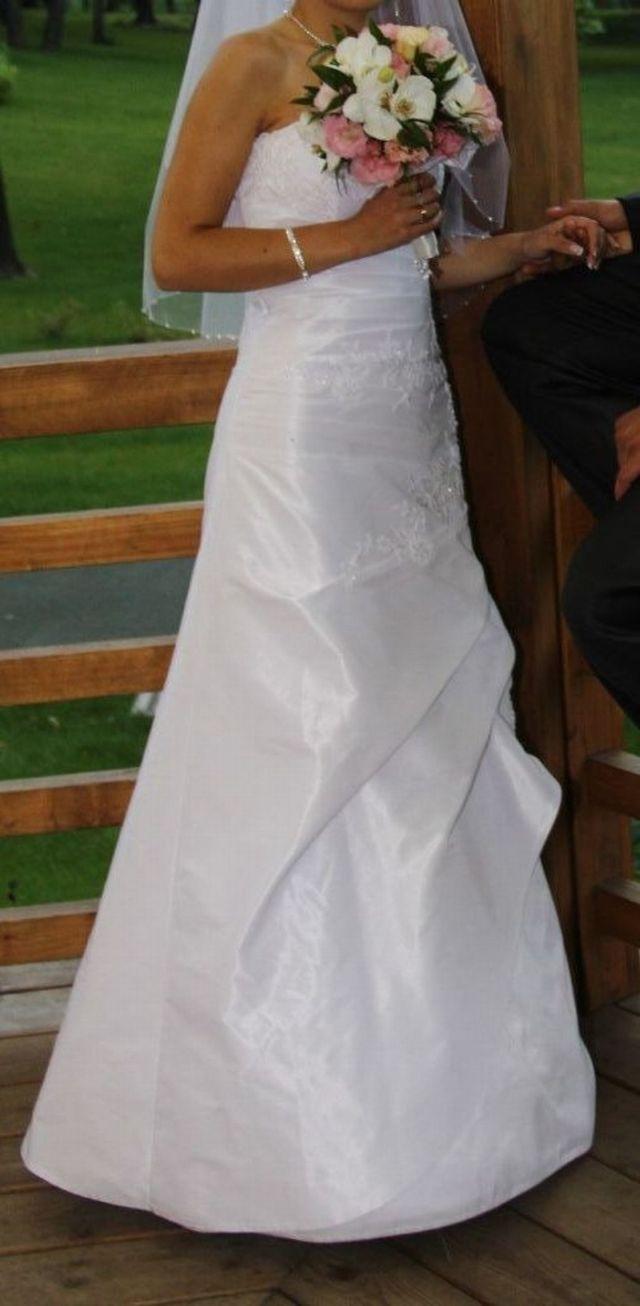 37941779b0 Suknia ślubna przepiękna suknia ślubna Celise kolor  biały rozmiar  36 38