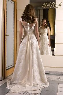 c28793b00e Suknia ślubna Suknia ślubna KAEDRY salon NABLA rozm. 42 kolor  ecru  rozmiar  42