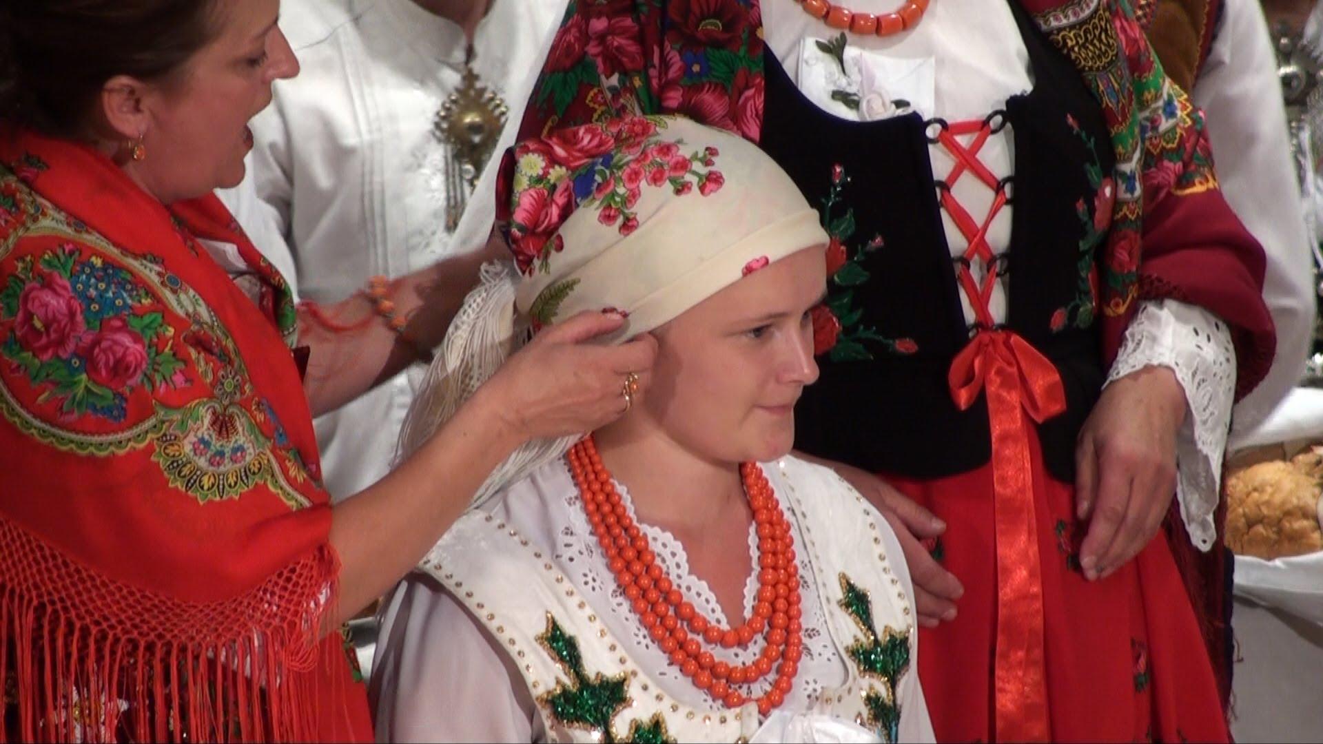 Góralskie Wesele Zwyczaje Tradycje Przyśpiewki