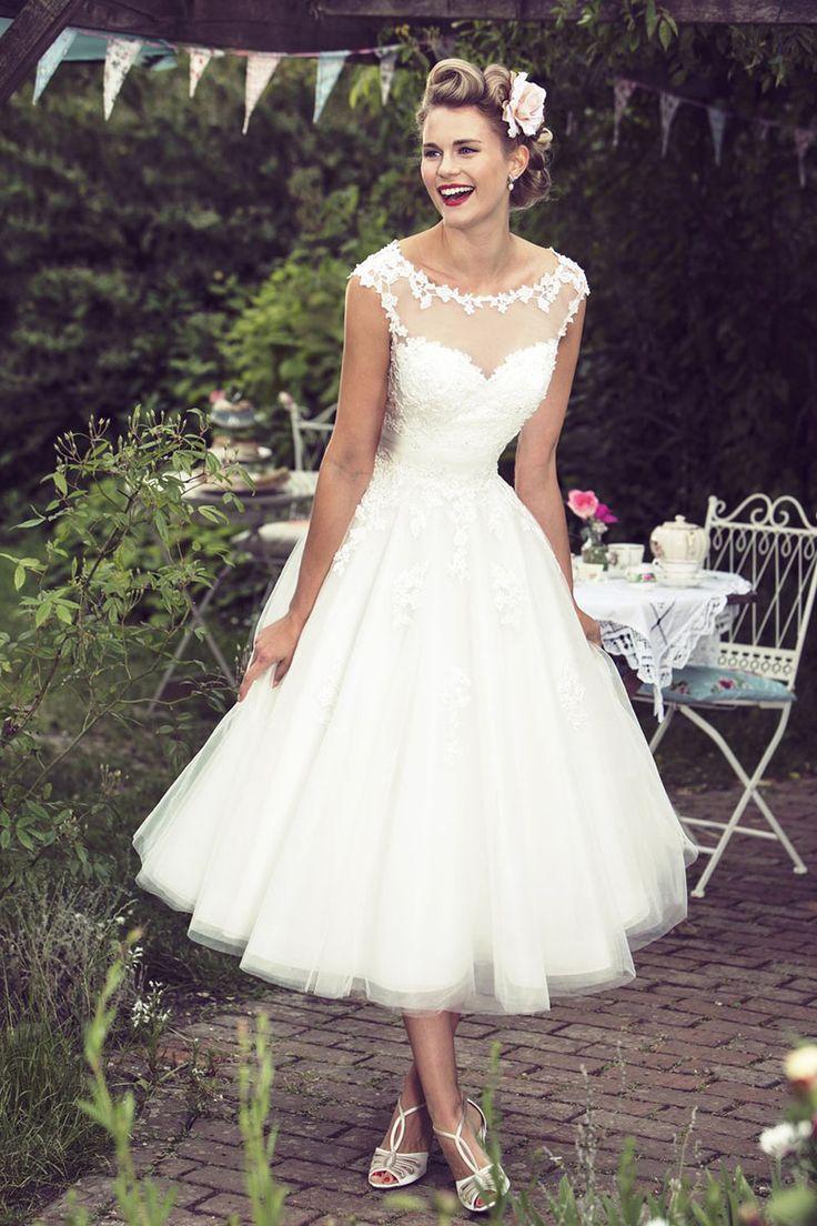 9b2e3a0149 Sukienki na ślub cywilny - darmowy poradnik i zdjęcia