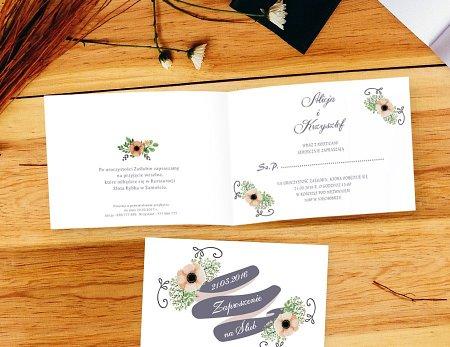 Które Zaproszenia ślubne Lepsze Wypisane Ręcznie Czy Z