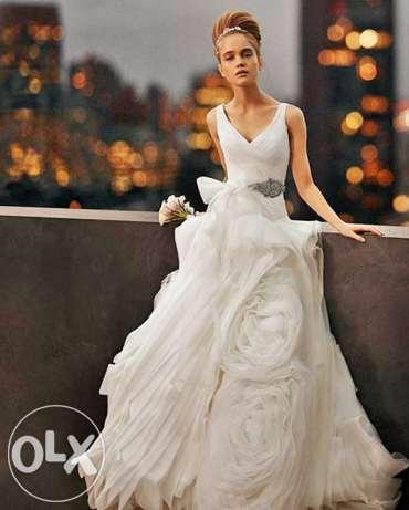 b2c88046e6 Suknia ślubna Bajeczna suknia ślubna Vera Wang kolor  biały rozmiar  44