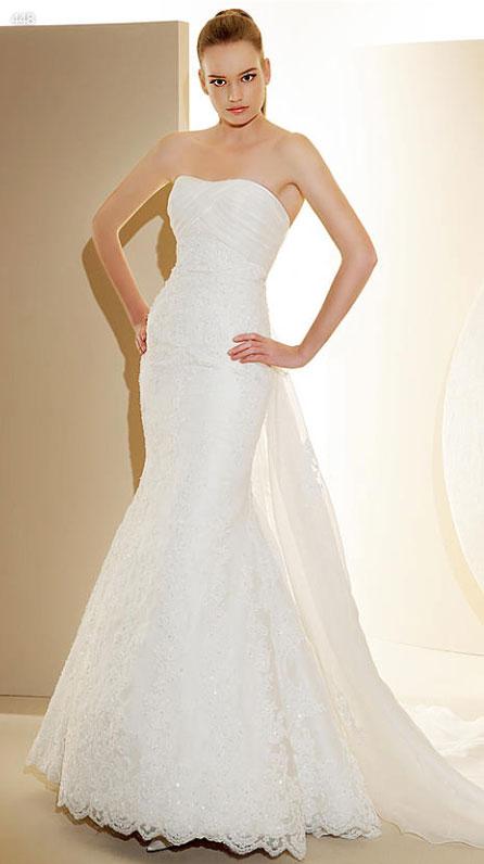 Hiszpańska Suknia ślubna White One 448 Z Madonny W Wa Rozm 3638