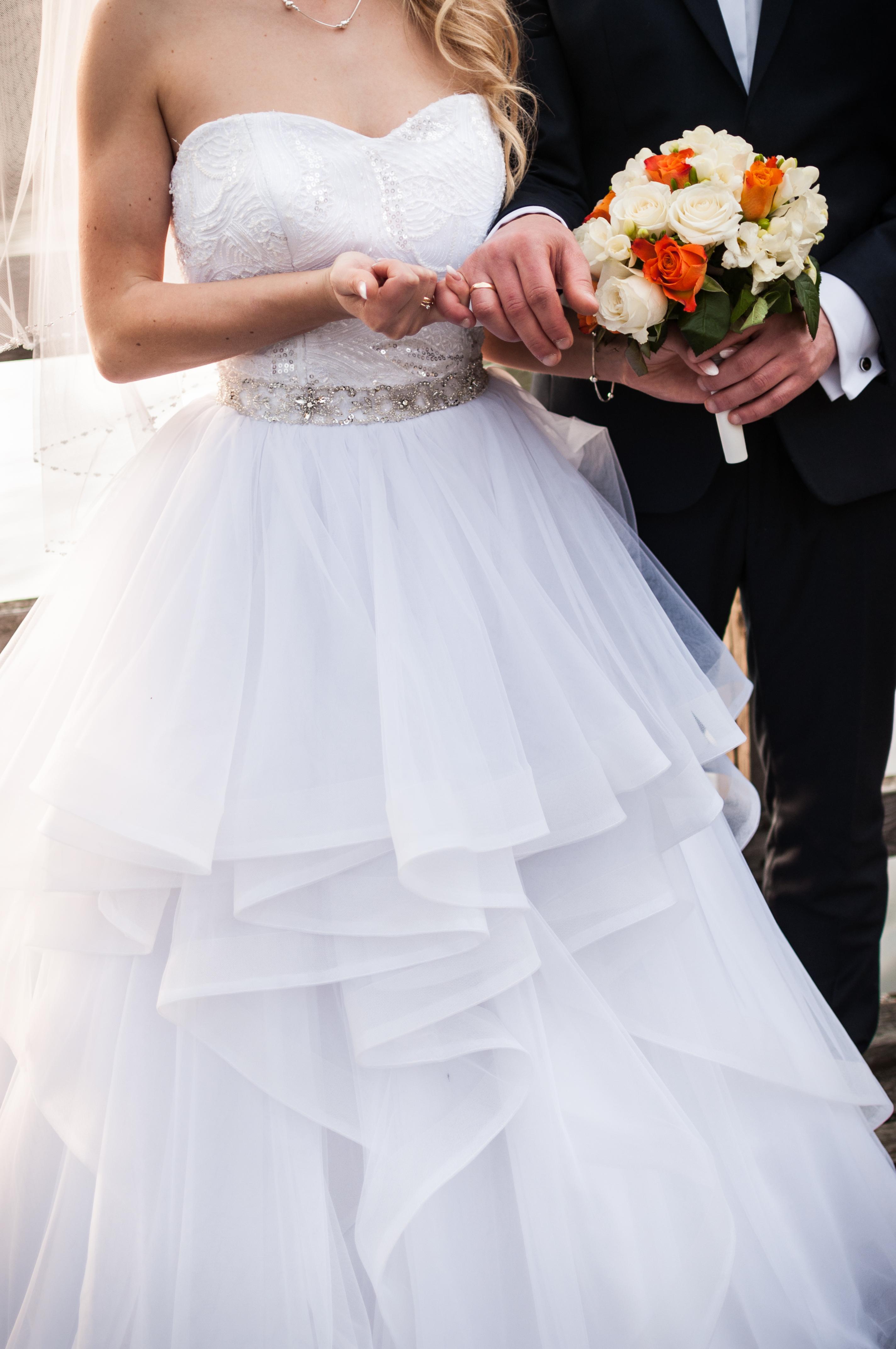 64c8571f0b Suknia ślubna Piękna suknia Nowe Miasto Lubawskie kolor  biały rozmiar  36