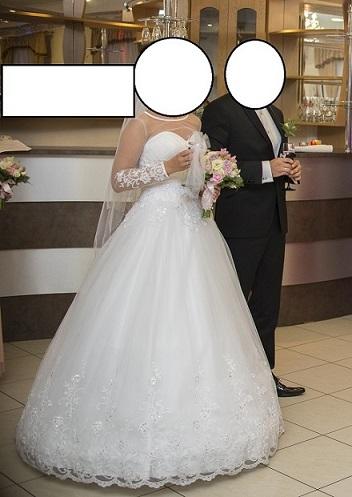 60b2abc380 Suknia ślubna Przepiękna suknia ślubna Emmi Mariage model ADRIA z kolekcji  2015 r.! kolor