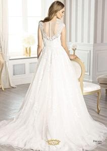 84e0ba6097 Suknia ślubna Sposabella Dream (1405) r. 38 kolor  śmietankowa biel rozmiar