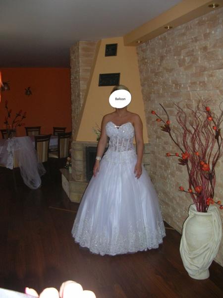 Sprzedam Prześliczną Suknie ślubną Sierpc Mazowieckie
