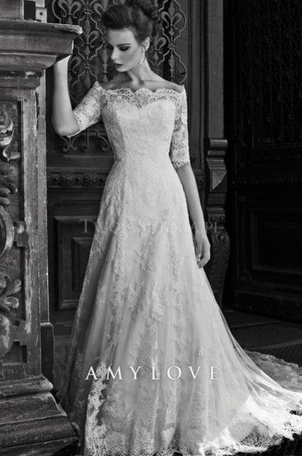 Suknia ślubna Amy Love Bridal Model Grazia 2015 Rozmiar 40 Wrocław