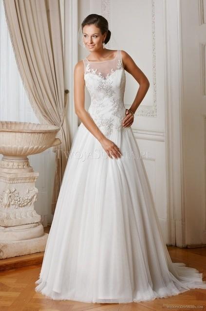 a70452ff81 Suknia ślubna Suknia ślubna Diana Margarett 38 Gdańsk kolor  IVORY rozmiar   38