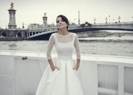 Suknia ślubna Emilio Viola Piekut Koszalin Zachodniopomorskie