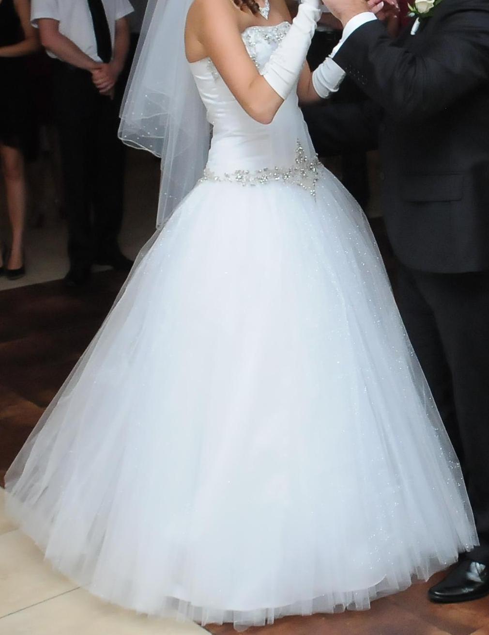 Suknia ślubna Księżniczka Ostrołęka Mazowieckie Suknie ślubne