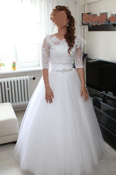 Suknia ślubna Nowa Kolekcja Emmi Mariage Princessa Szczecin