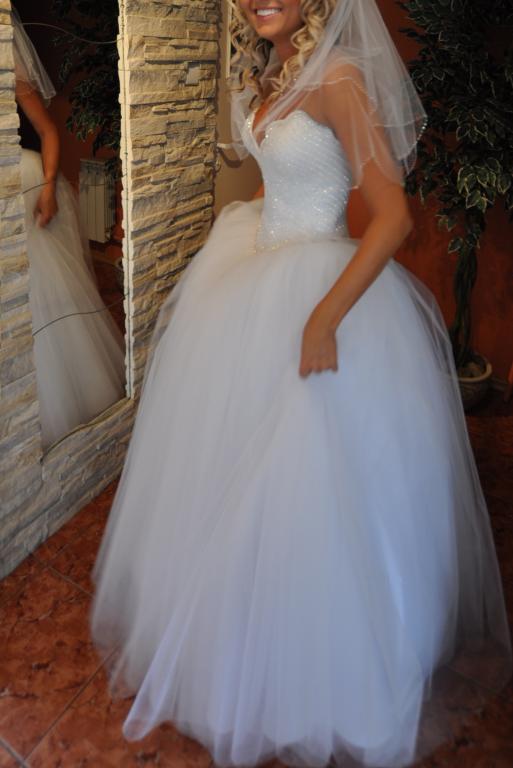 Suknia ślubna Princessa Niepowtarzalna Sędziszów świętokrzyskie