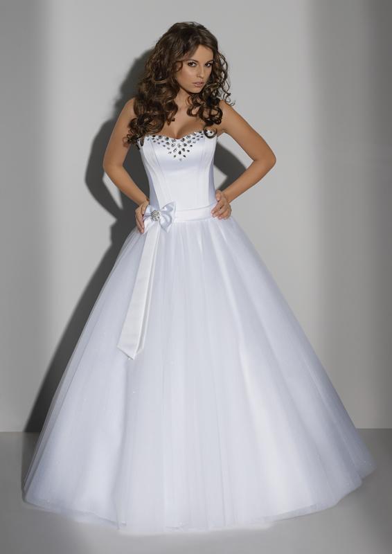 Suknia ślubna Visual Chris Model 265 Wągrowiec Wielkopolskie
