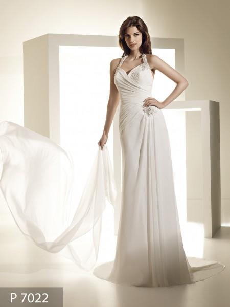 1ef77d8a71 Suknia ślubna Włoska suknia ślubna Lilea - kolekcja La Perle kolor  ivory  rozmiar  36